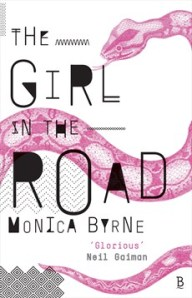 girl in the road